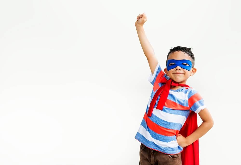 כיצד לפתח בילדים ביטחון עצמי והערכה עצמית