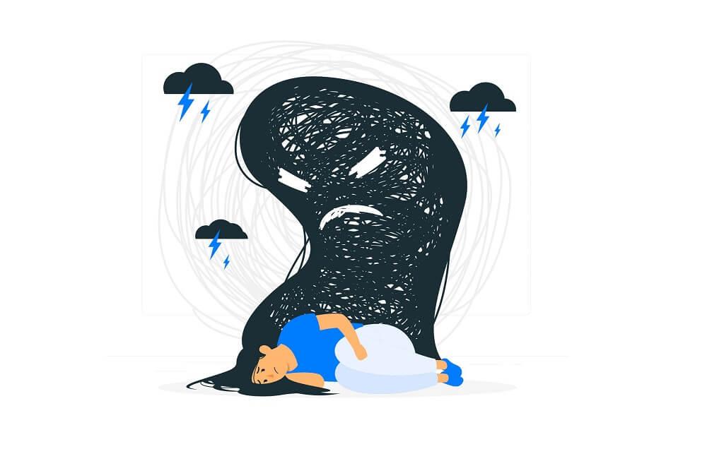 דיכאון – תיאור בן ימינו