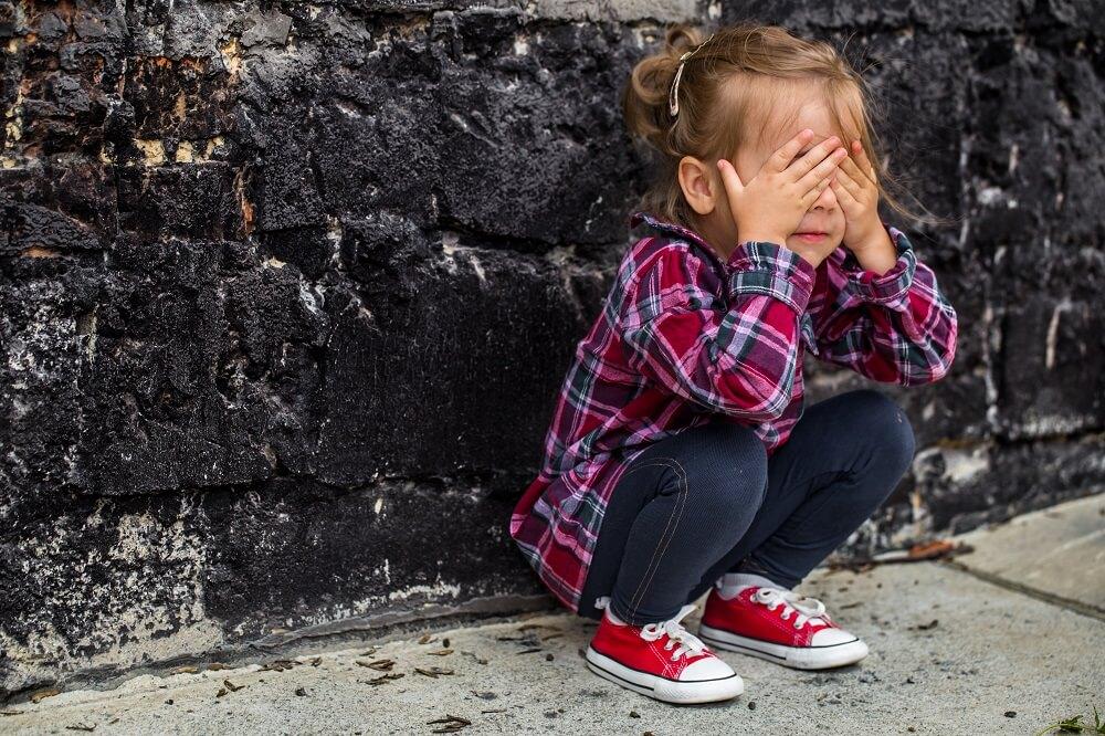 חרדות אצל ילדים
